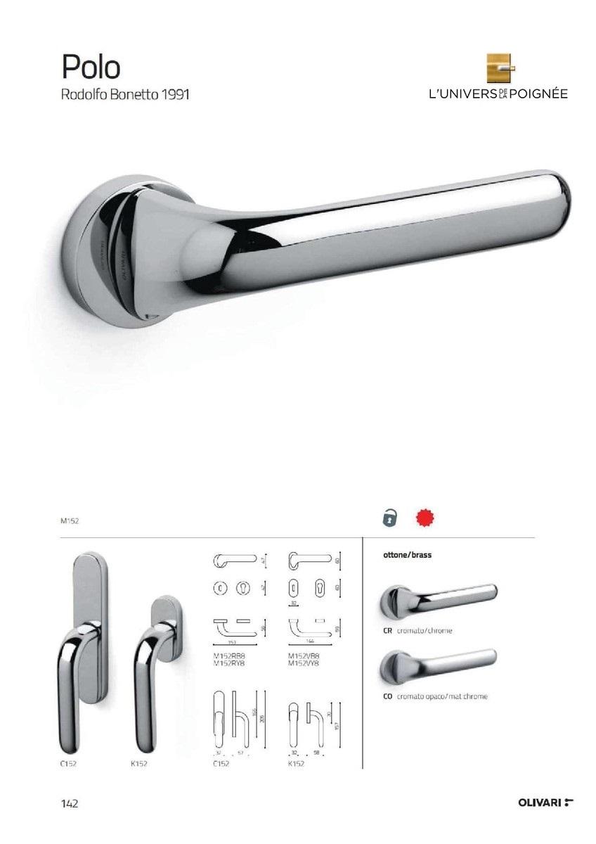 poign 233 es et accessoires de portes ultra design olivaripoign 233 es d 233 coration