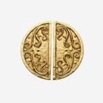 Tirant Bronze demi-lune Trianon U16M