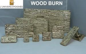 poignées wood burn
