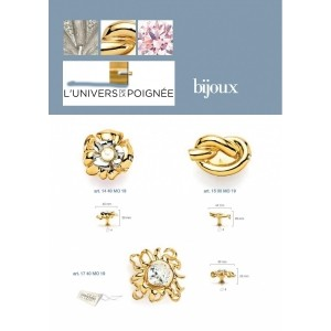 Collection Joaillerie Boutons MO19