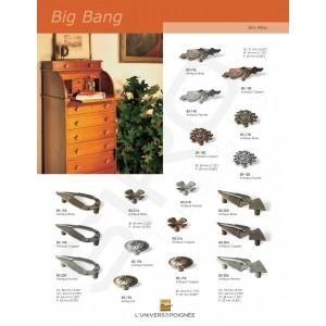"Boutons et poignées collection ""Big Bang"""