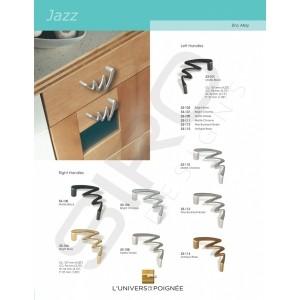 "Tirants de meuble ligne ""Jazz"""