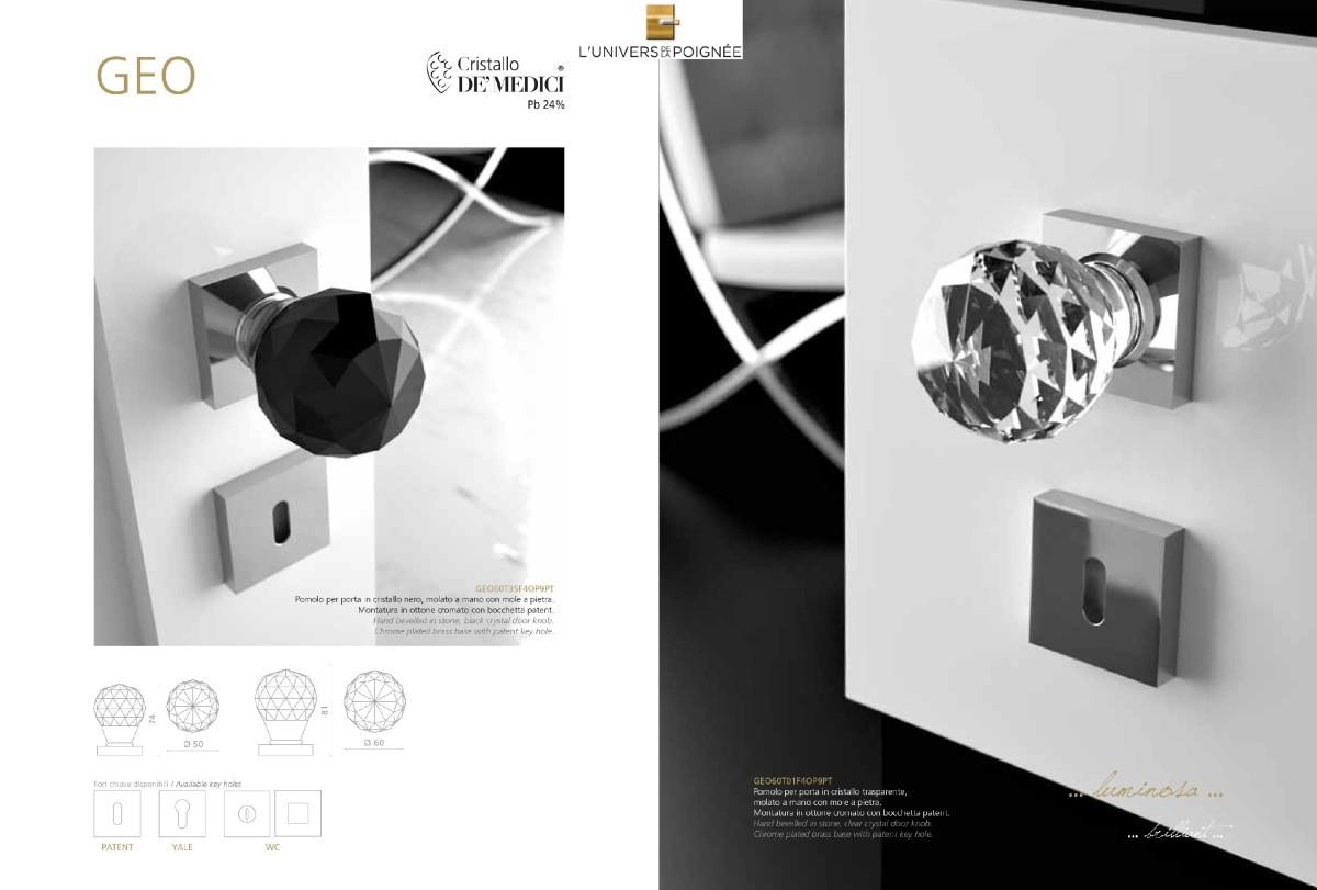 Poign es arius design b quilles boutons de portes en for L univers de la poignee