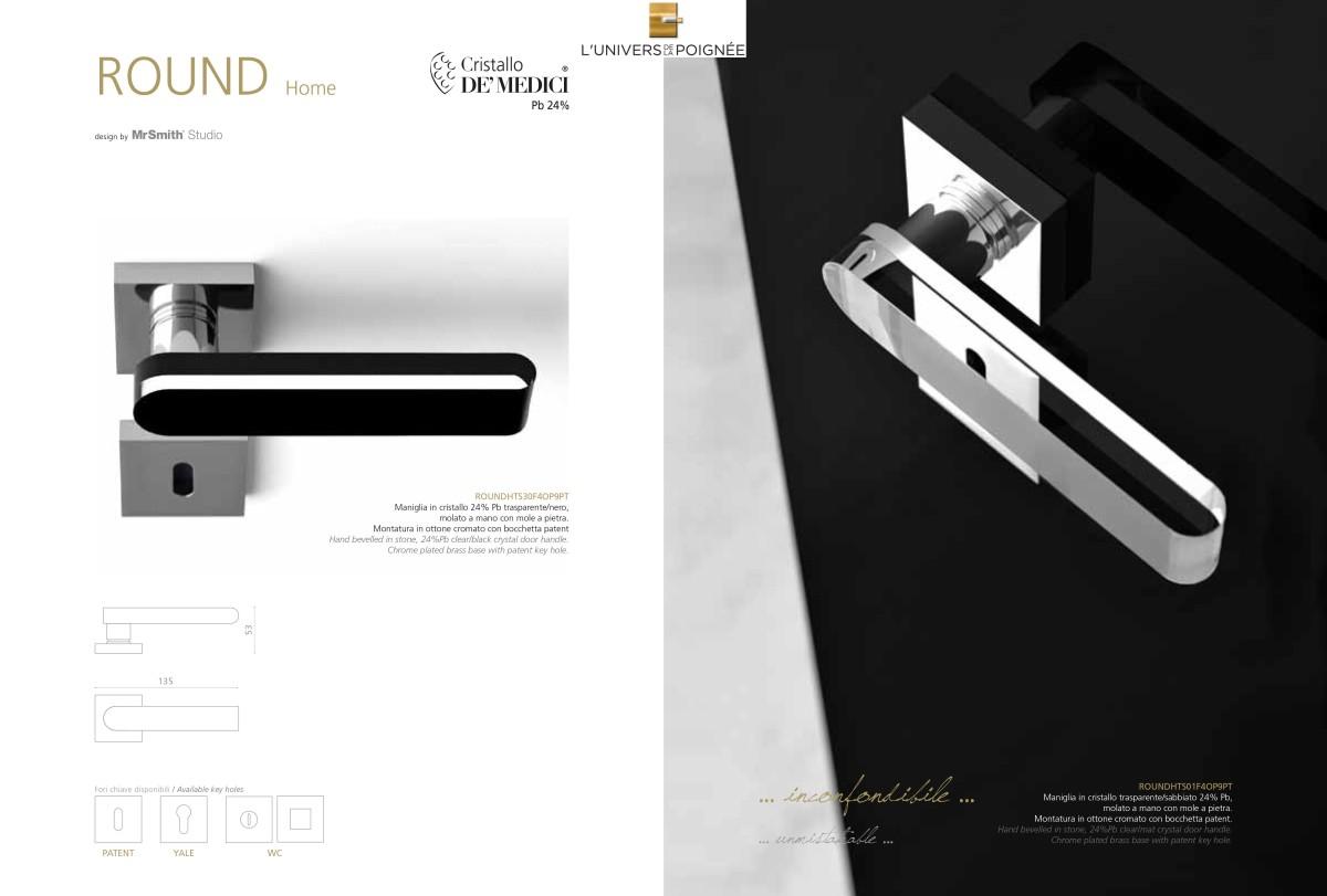 poign es arius design b quilles boutons de portes en cristal. Black Bedroom Furniture Sets. Home Design Ideas