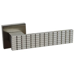 Poignée Cabochon XL Nickel mat
