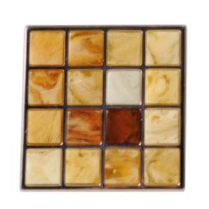 Ambre pm 16 carrés