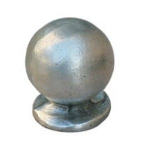 Boule embase bronze