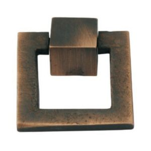 Pendant gothique bronze